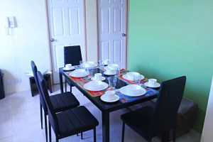 Arcel 2BR dining table
